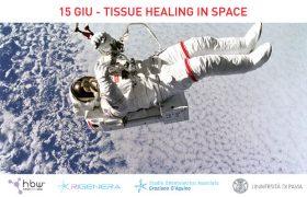 La medicina rigenerativa con #Rigenera vola nello spazio
